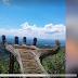 Telapak dewa wisata baru Yogyakarta
