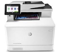 HP Color LaserJet Pro M479fdw Driver Downloads