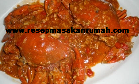 Resep Kepiting Rica Rica Pedas Enak Lezat dan Sederhana