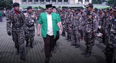 Ledakan di Gereja Makassar, Menag Yaqut Minta Pengamanan Tempat Ibadah Diperketat