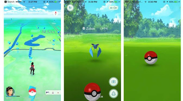 How to Play Pokemon Go for Beginners: Capturing Pokemon