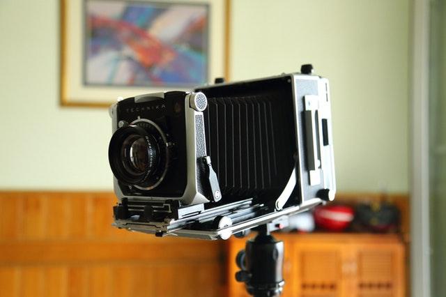 kamera large format untuk foto landscape