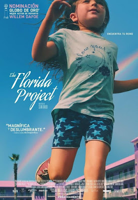 The Florida Project 2017 DVD R1 NTSC Latino