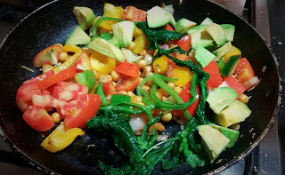Iron Rich Salad Recipe