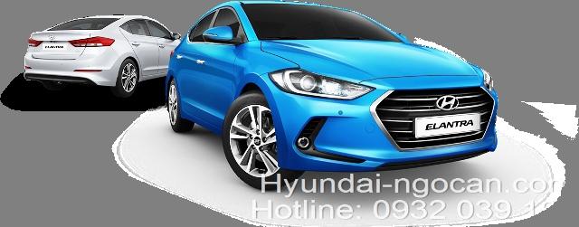 Dai ly ban xe Hyundai Elantra 2016 gia tot nhat Sai Gon nhieu khuyen mai