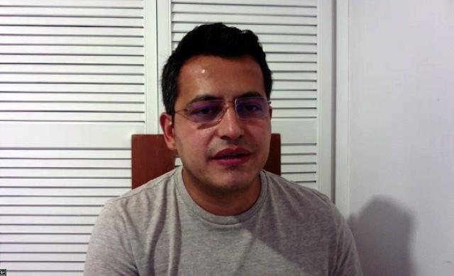 César Torres Cruz, del Centro de Investigaciones y Estudios de Género (CIEG)