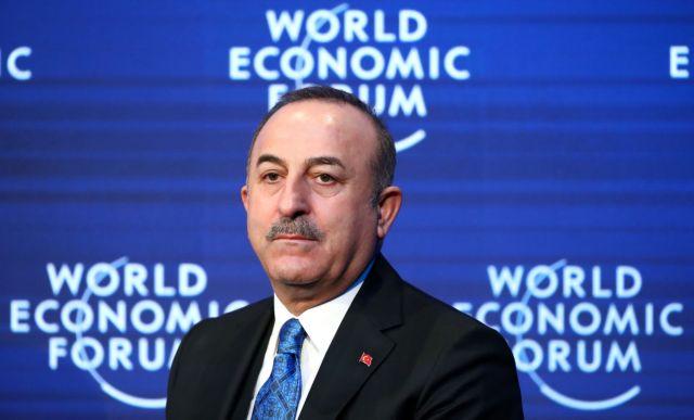 Τσαβούσογλου : Η Τουρκία επιδιώκει τη συνεργασία με την Ρωσία για τα κοιτάσματα στην Κύπρο