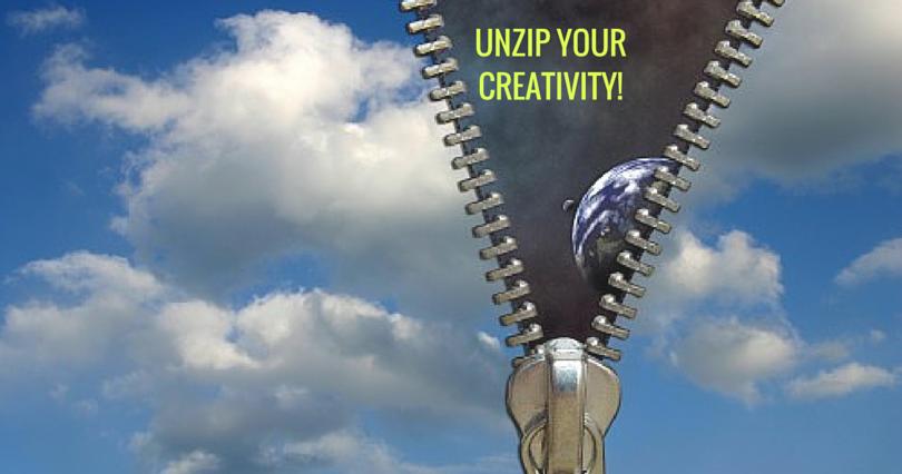 UNZIP YOUR CREATIVITY!