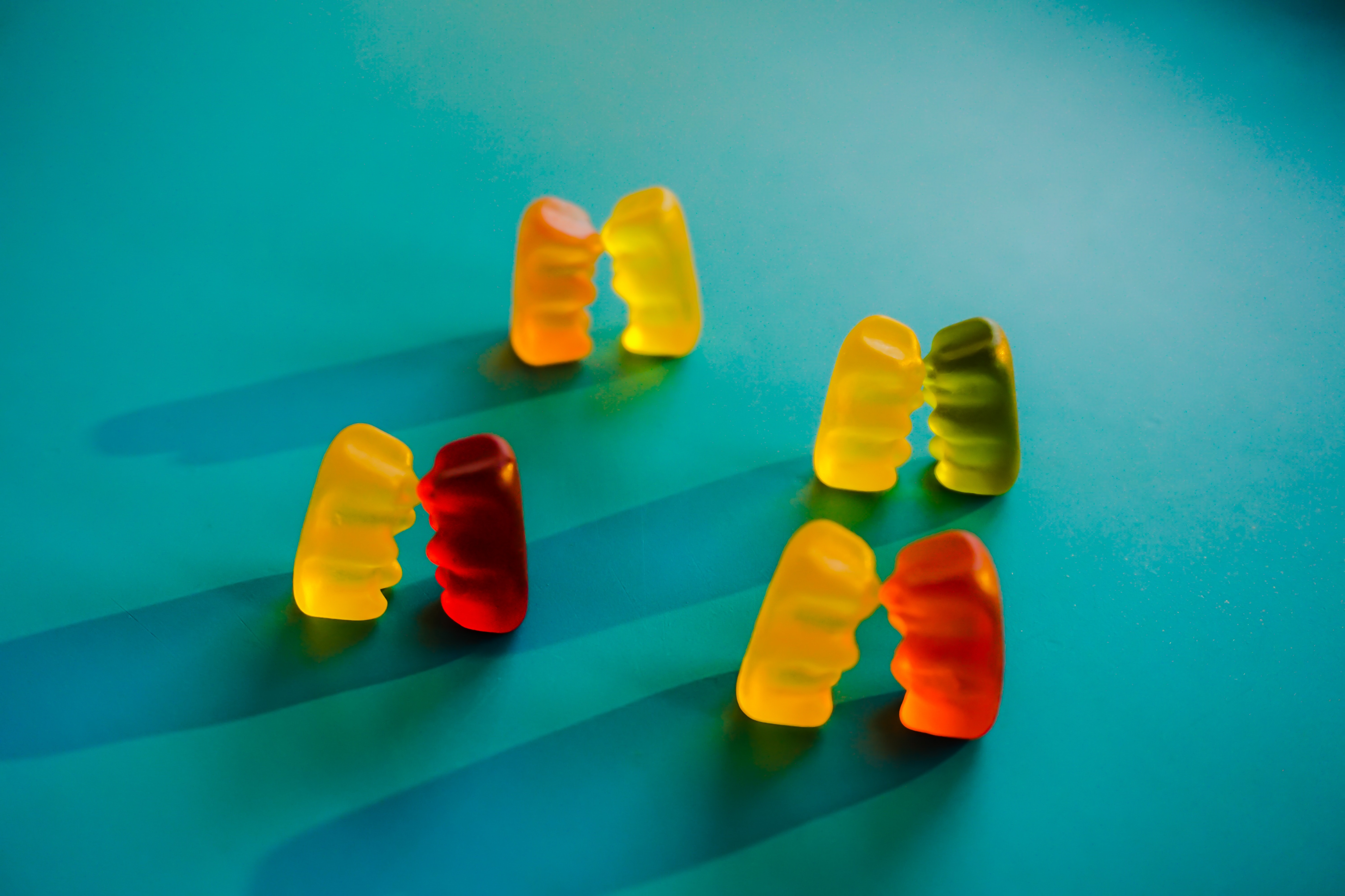 Gummy bear couples