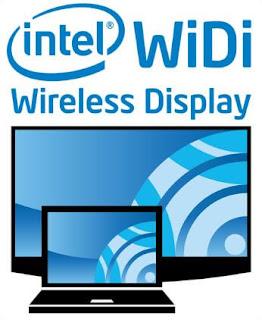 برنامج, انتل, لمشاركة, الوسائط, الاجتماعية, بين, الكمبيوتر, واى, شاشة, خارجية, Intel ,WiDi ,Media ,Share