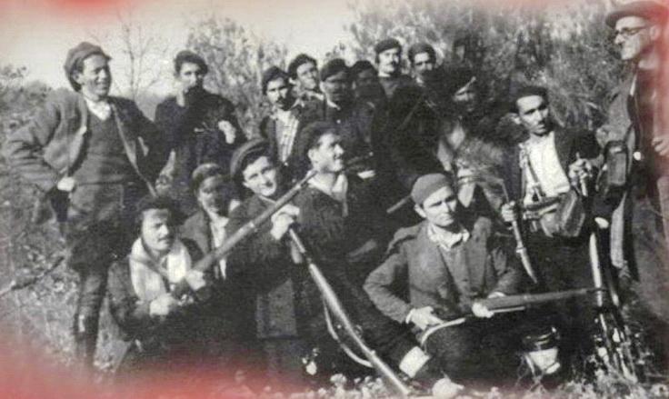28-29 Αυγούστου 1944 το ΕΑΜ και ο ΕΛΑΣ απελευθερώνουν από τους Ναζί κατακτητές τις Φέρες και το Διδυμότειχο