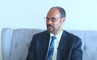 Dr. Yilikal Kefale President of Amhara Region