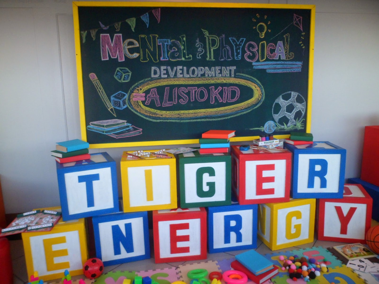 Tiger Energy Biscuits for Mental and Physical Development of Alisto Kid