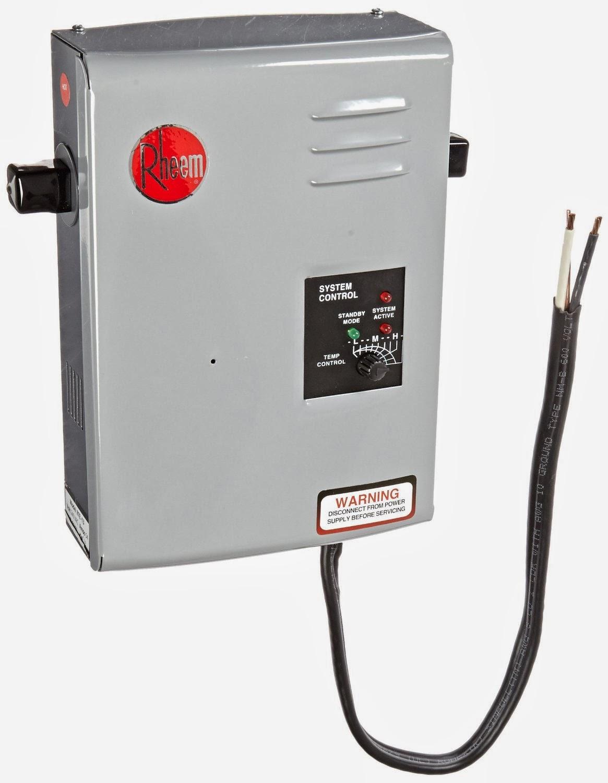 water heaters buy rheem rte 13 electric tankless water. Black Bedroom Furniture Sets. Home Design Ideas