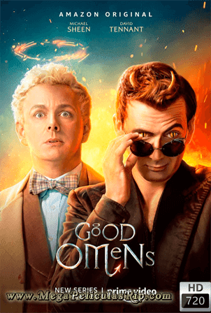 Good Omens Temporada 1 720p Latino