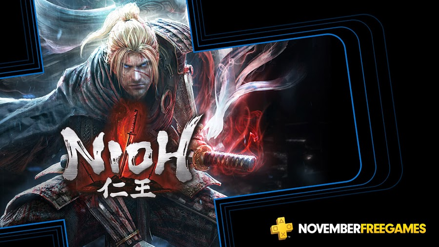 nioh game ps4 plus sony team ninja koei tecmo