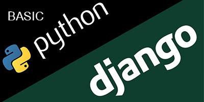 รับสอน จัดอบรม Basic Python Django (หลักสูตรพื้นฐาน)