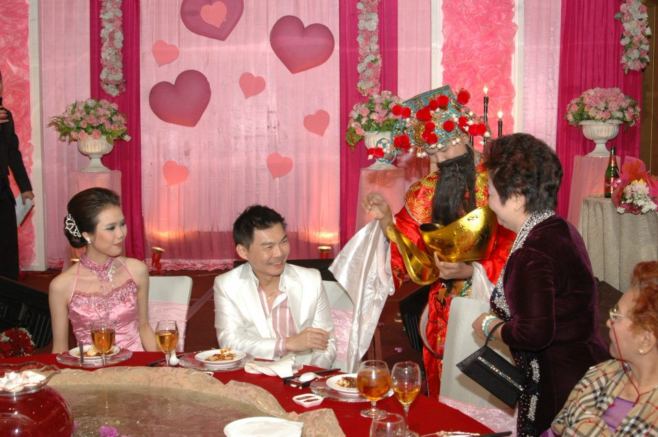 We Were All Made Beautifully Modern Chinese Indonesian Wedding Culture
