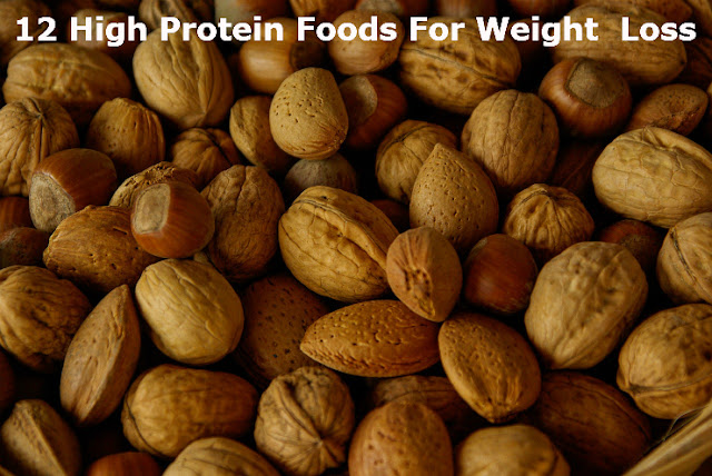 List Of 12 High Protein Foods For Weight Loss