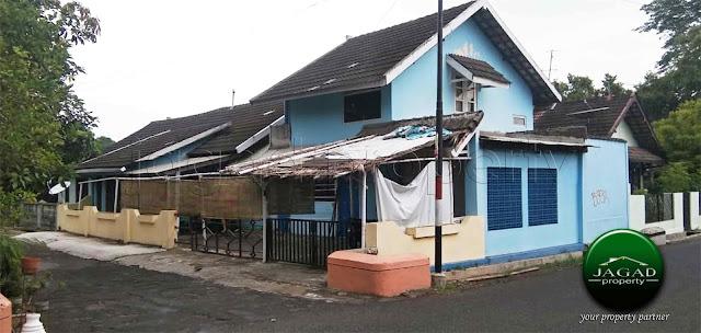 Tanah Hook Bonus Rumah di Kotagede