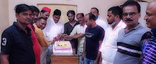 पूर्व सीएम अखिलेश का मनाया गया जन्मदिन | #NayaSaberaNetwork