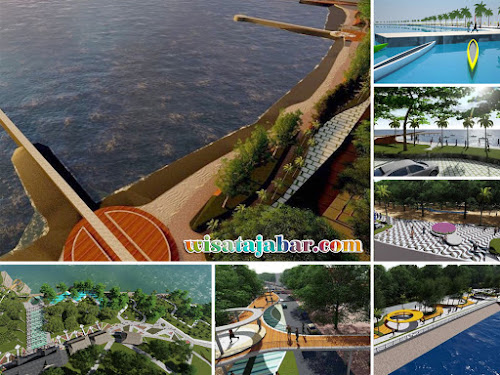 Wajah baru Pantai Pangandaran