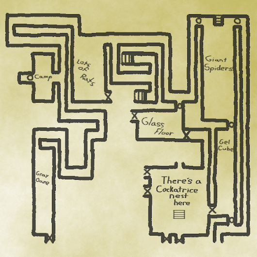 The Maps and Sketches of Klaus the Nikovarian Spy