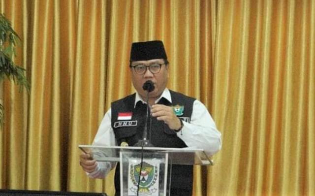Pj Bupati Sosialisasikan Keputusan Menteri Agama Nomor 660 Tahun 2021