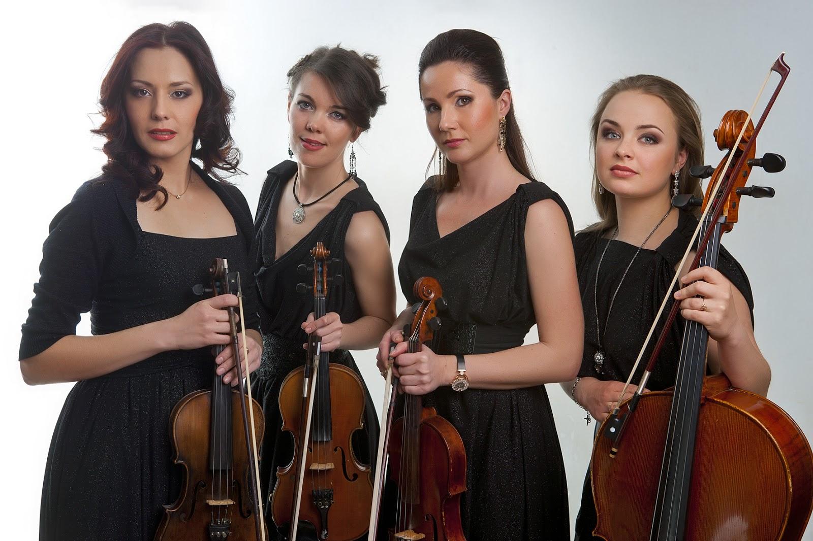Cvarte De Coarde La Bis Strings Quartet La Bis