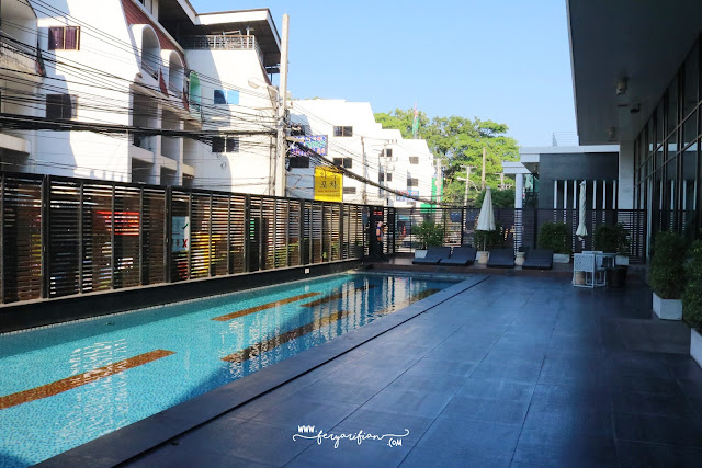 Review Tsix5 Hotel Pattaya, Muslim Friendly Hotel di Pattaya