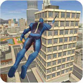 تحميل لعبة rope hero vice town مهكرة