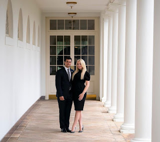 Donald Trump's daughter, Tiffany Trump, 27, gets engaged to Nigerian-bred Michael Boulos, 23.