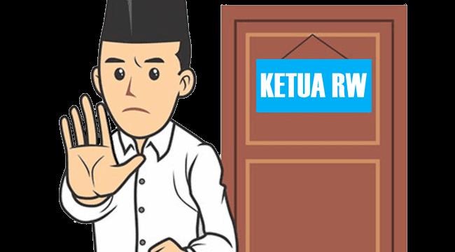 adalah pembagian wilayah di Indonesia di bawah Dusun atau Lingkungan Laporan Pengamatan Kegiatan Pemilihan Ketua RW