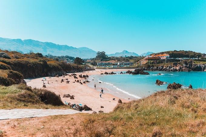 Las playas en Asturias