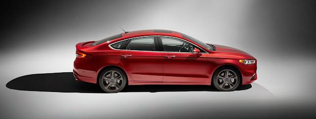 O'Meara Ford 2017 Fusion Sport