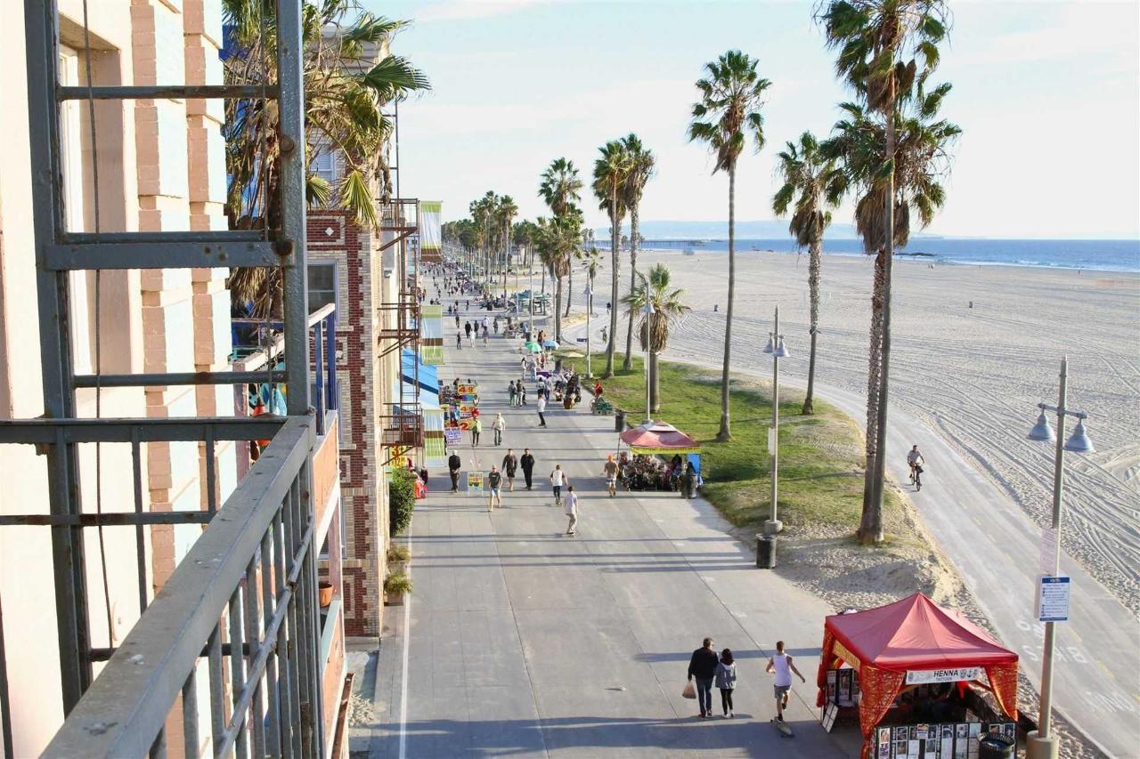 The Cadillac Hotel Venice Beach California