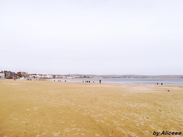 Plaja-din-Weymouth-Anglia-Uk