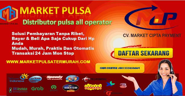 Cara Menjadi Distributor Pulsa Murah, Market Pulsa, Market Pulsa Digital, Market Pulsa Internet, Market Pulsa Reload, Market Cipta Payment