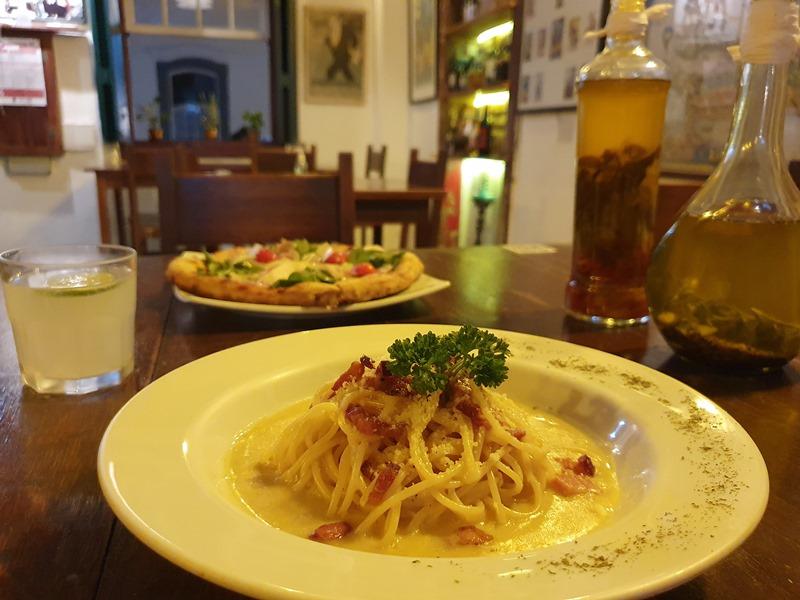 Restaurante Italiano em Paraty