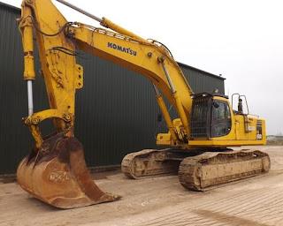 Shop Manual Excavator pc600-6 pc600lc-6