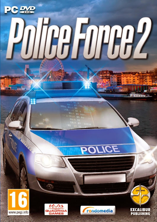Police Force 2 PT-BR Portable