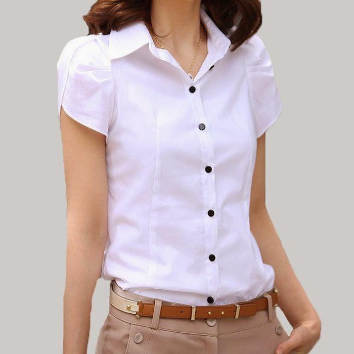 DeaTwilightZone - dicas para camisa branca no trabalho
