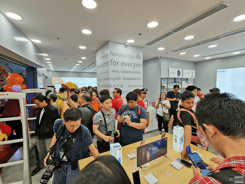 Xiaomi Manila store now open, releases Mi 9 SE, new products coming soon