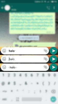 Fitur Whatsapp Canggih