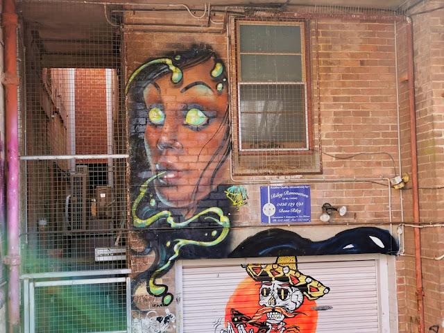 Katoomba Street Art | Tom Tattooer