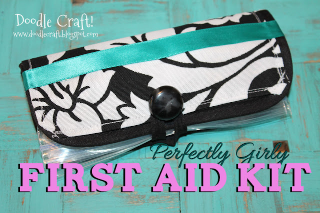 http://www.doodlecraftblog.com/2012/11/perfectly-girly-first-aid-kit.html