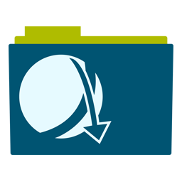 Preview of Java downloader kit folder icon