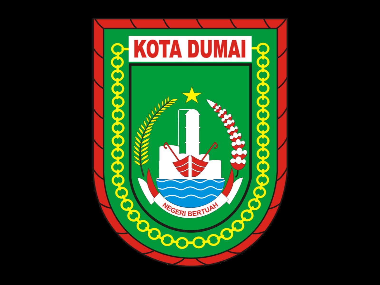 Logo Kota Dumai Format PNG
