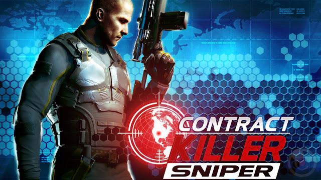 CONTRACT KILLER: SNIPER v5.0.2 Apk + Datos SD Mod [Dinero]