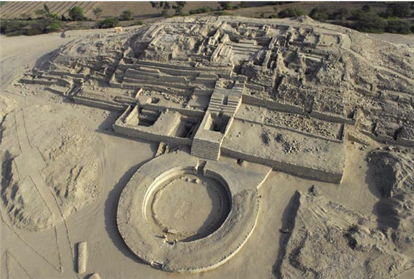 The city of Caral